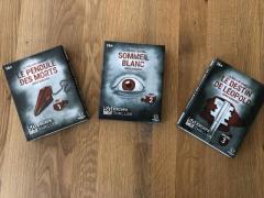 La trilogie Léopold (escape game) comme NEUF