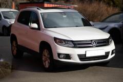 Volkswagen Tiguan R-Line, 2.0 TDI exclusif