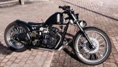 Moto Cleveland tha heist 125 Bobber (2.400 KM)